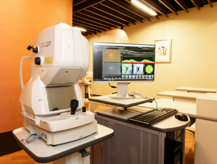 トプコン 3次元眼底像撮影装置